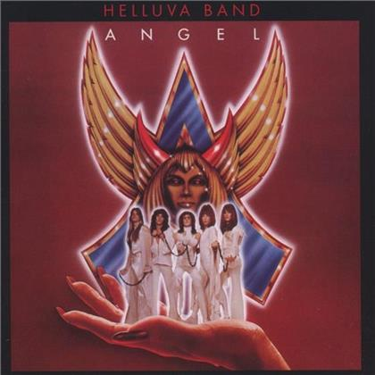 Angel (US) - Helluva Band (Rockcandy Edition, Remastered)