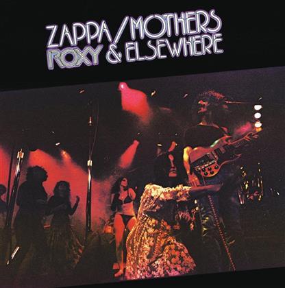 Frank Zappa - Roxy & Elsewhere (New Version)