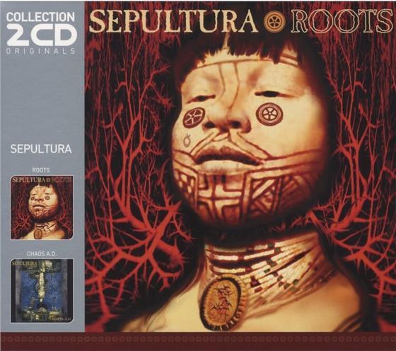 Sepultura - Roots/Chaos A.D. (2 CDs)