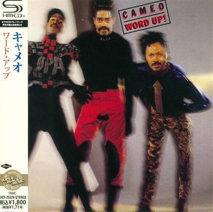 Cameo - Word Up (Japan Edition)