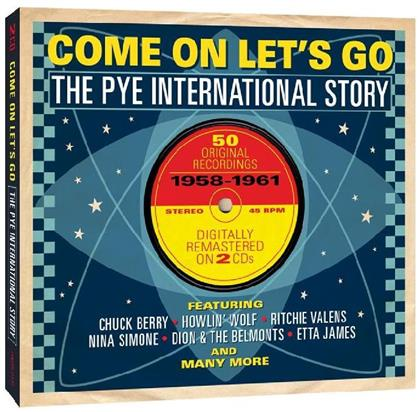 Come On Let's Go-The Pye - Various (2 CDs)