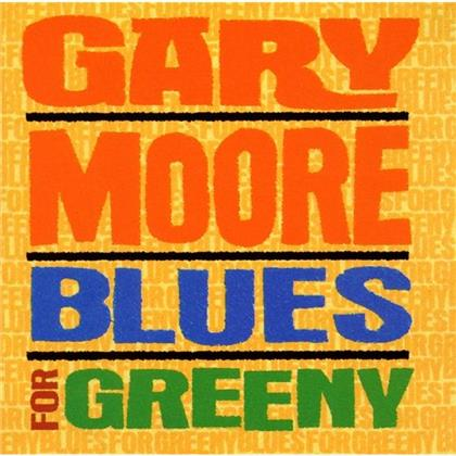 Gary Moore - Blues For Greeny (Remastered)