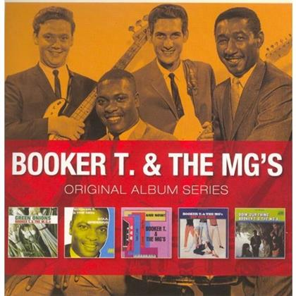 Booker T & The MG's - Original Album Series (5 CDs)