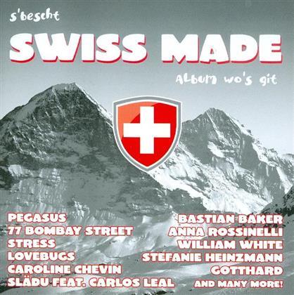 S'bescht Swiss Made Album Wo's Git