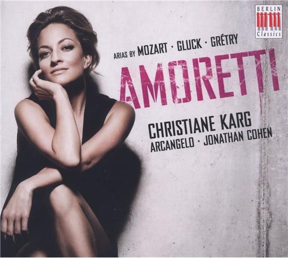 Christiane Karg & --- - Amoretti