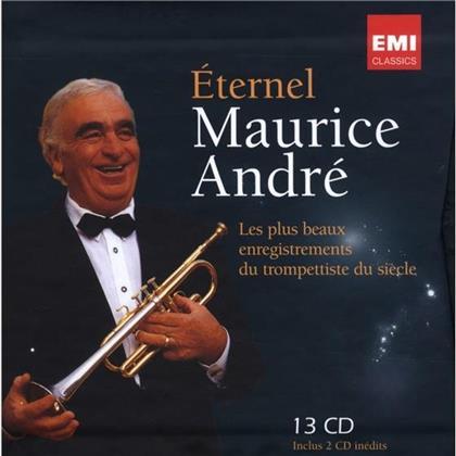 Maurice Andre & Vivaldi / Telemann / Haydn / Hummel + - Eternel Maurice Andre (13 CDs)