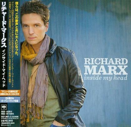 Richard Marx - Inside My Head - Bonus (2 CDs)