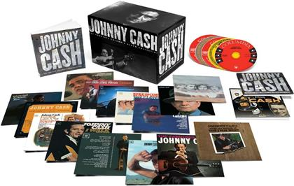 Johnny Cash - Complete Columbia Collection (63 CDs)