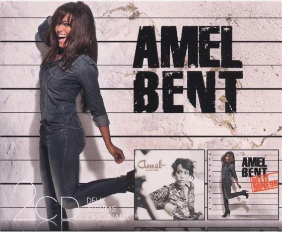 Amel Bent - Un Jour D'ete/Delit Mineur (2 CDs)