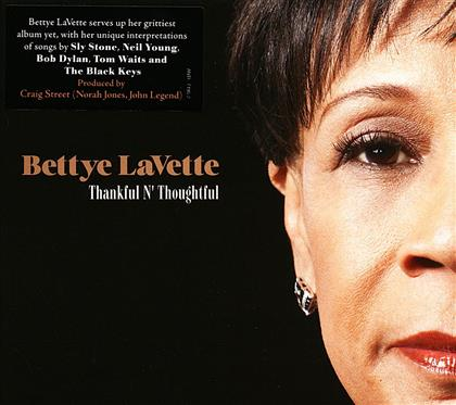 Bettye Lavette - Thankful'n'thoughtful