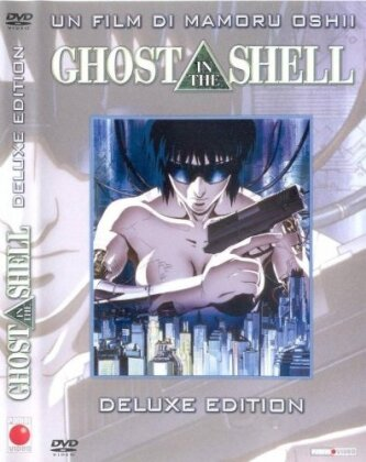 Ghost in the Shell (1995) (Deluxe Edition)