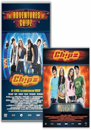 Chipz - The adventures of Chipz (DVD + CD)