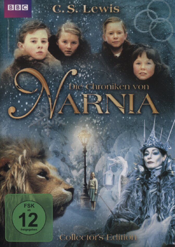 Die Chroniken von Narnia (1991) (BBC, 4 DVD)