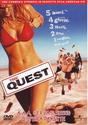 The Quest - Beach party animals