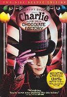 Charlie and the chocolate factory (2005) (Deluxe Edition, 2 DVDs)