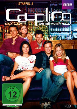 Coupling - Wer mit wem? - Staffel 2 (2 DVD)