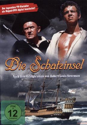 Die Schatzinsel - Mini-Serie (2 DVDs)