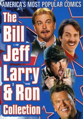 The Bill Jeff Larry & Ron Box Set (4 DVDs)