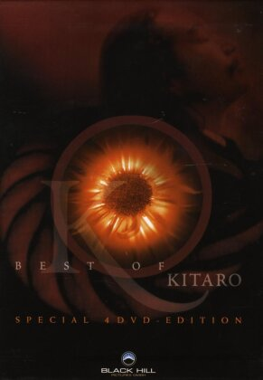 Kitaro - Best of (4 DVDs)