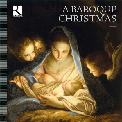 Namur Kammerchor, La Fenice, - A Baroque Christmas : Weke Von (3 CDs)