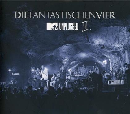Die Fantastischen Vier - MTV Unplugged II - Limited Edition - Enhanced (2 CDs)