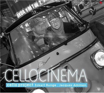 Celloproject, Herrmann, Leos Janácek (1854-1928), Ennio Morricone (1928-2020), +, … - Cellocinema