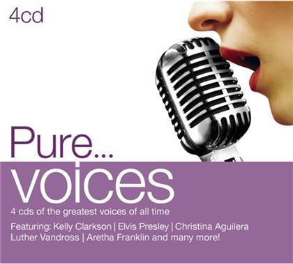 Pure... Voices (4 CDs)