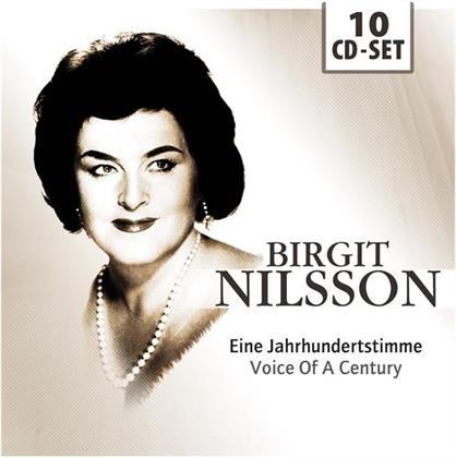 Birgit Nilsson & Birgit Nilsson - Eine Jahrhunderstimme (10 CDs)