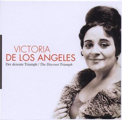 Victoria De Los Angeles & Divers Los Angeles - Der Dezente Triumph (10 CDs)