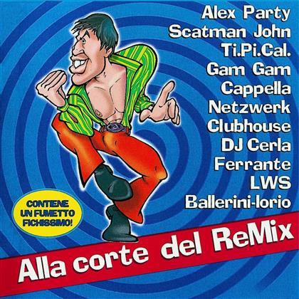 Adriano Celentano - Alla Corte Del Remix (Reissue)