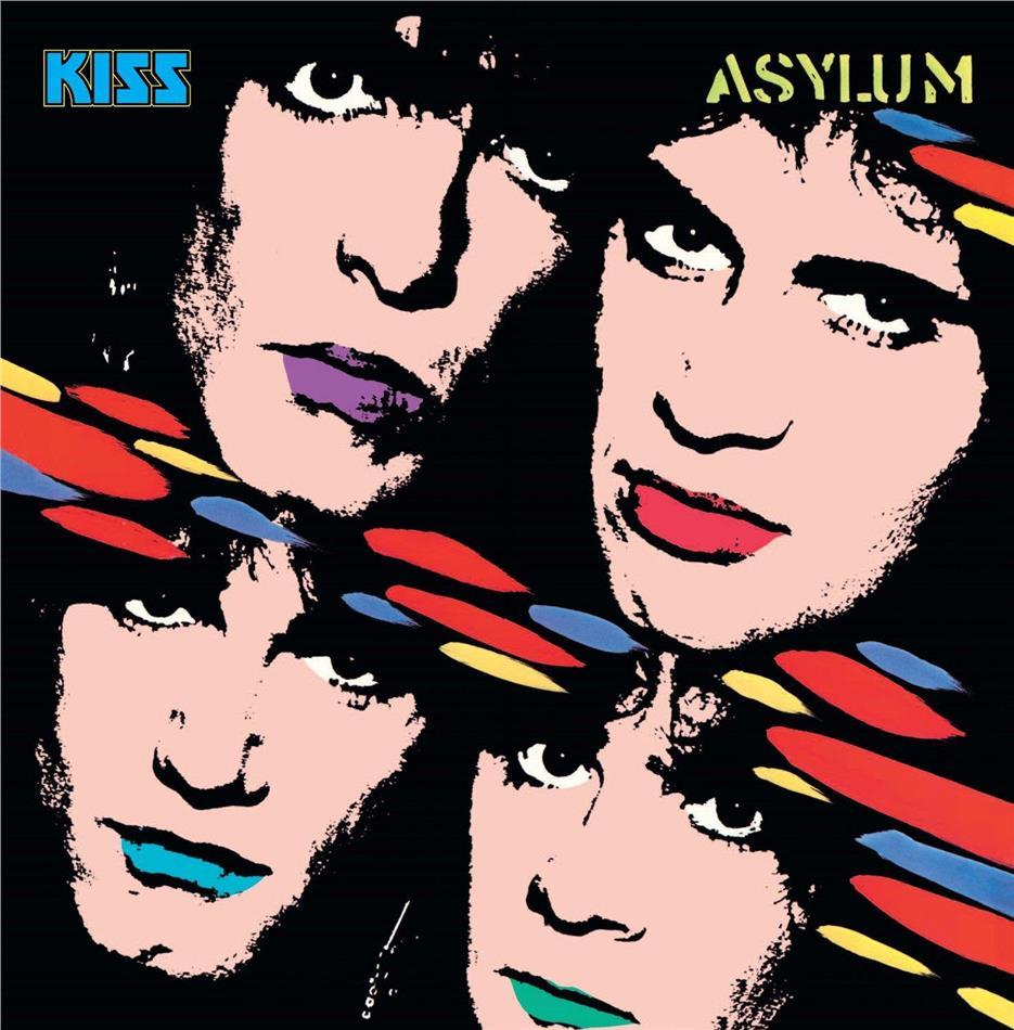 Kiss - Asylum - Papersleeve Reissue