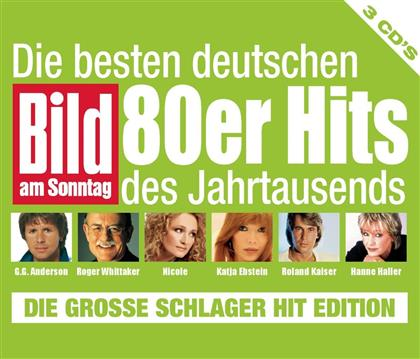 Die Besten Schlager Der 80Er (3 CDs)