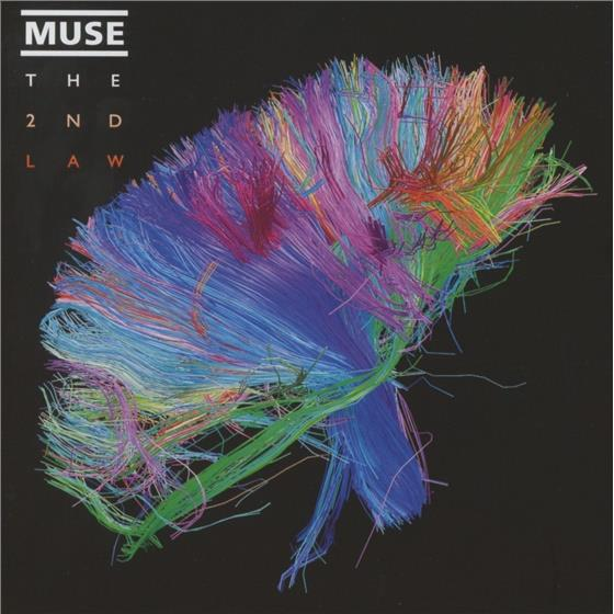 Muse - 2nd Law - Jewelcase