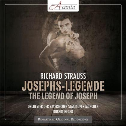 Heger Robert / Bayerische Staatsoper & Richard Strauss (1864-1949) - Josephslegende - Ballettpantomime Op63 (Remastered)
