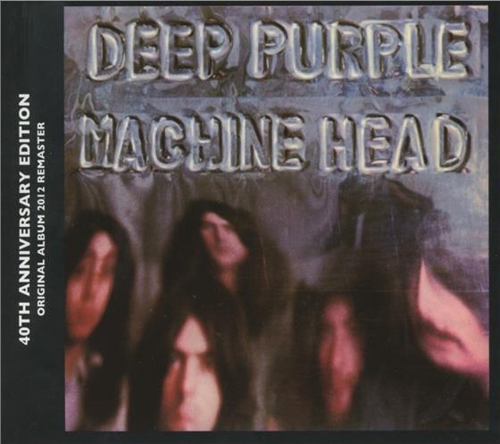 Deep Purple - Machine Head - 40th Anniversary