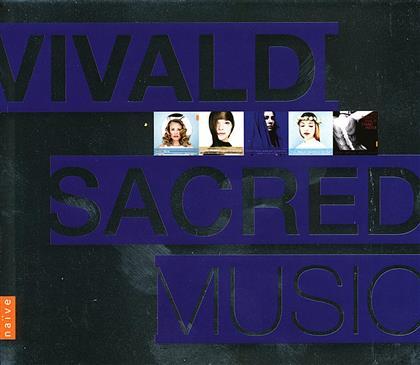 Antonio Vivaldi (1678-1741) & Antonio Vivaldi (1678-1741) - Sacred Music (6 CDs)