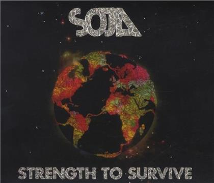 Soja (Soldiers Of Jah Army) - Strength To Survive - Expanded