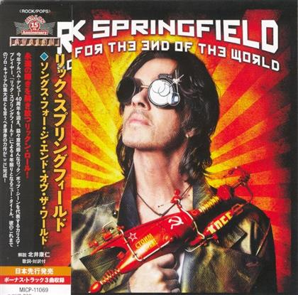 Rick Springfield - Songs For The End - + Bonus