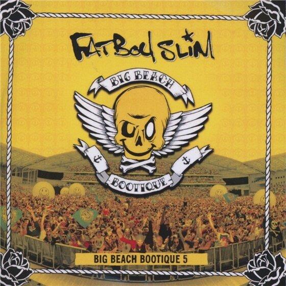 Big Beach Bootique - Vol. 5 - Fatboy Slim (CD + DVD)