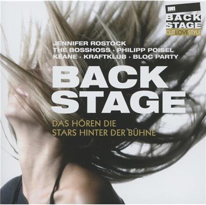 Im1 Backstage - Various - Das Hören Die Stars Hinter Der (2 CDs)