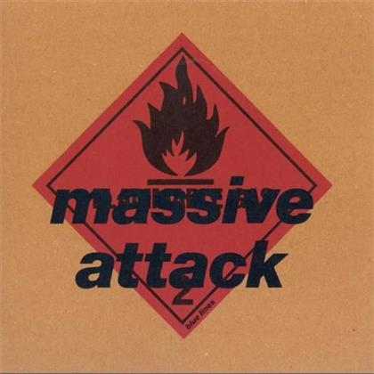 Massive Attack - Blue Lines - Remix (Remastered, CD + DVD + 2 LPs)