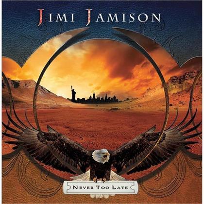 Jimi Jamison (Survivor) - Never Too Late