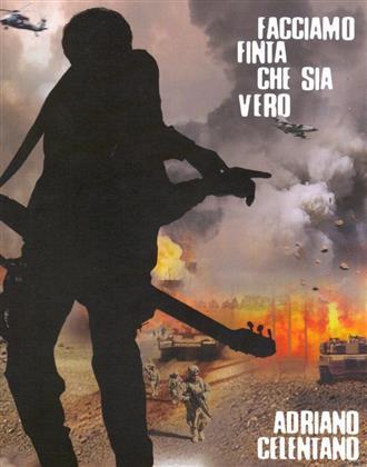 Adriano Celentano - Facciamo Finta Che Si A Vero (CD + DVD)