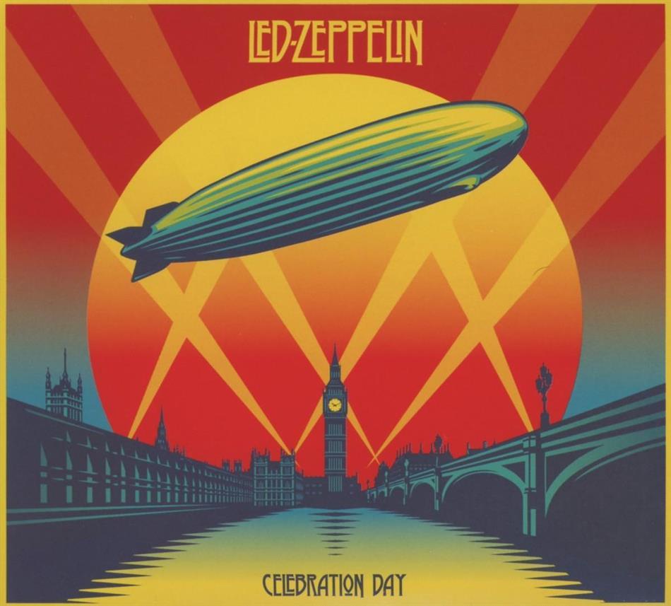 Led Zeppelin - Celebration Day (2 CDs)