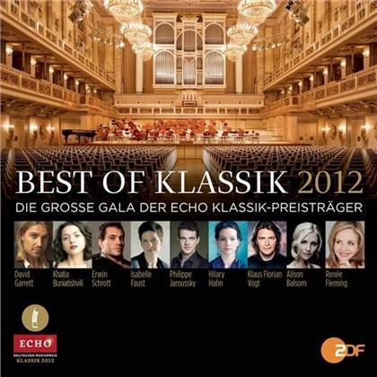 --- - Best Of Klassik 2012 (3 CDs)