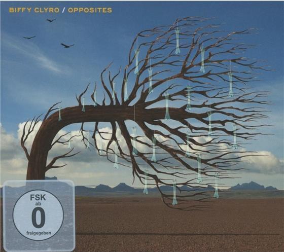 Biffy Clyro - Opposites (2 CDs + DVD)