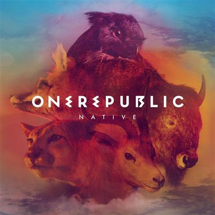OneRepublic - Native - 12 Tracks