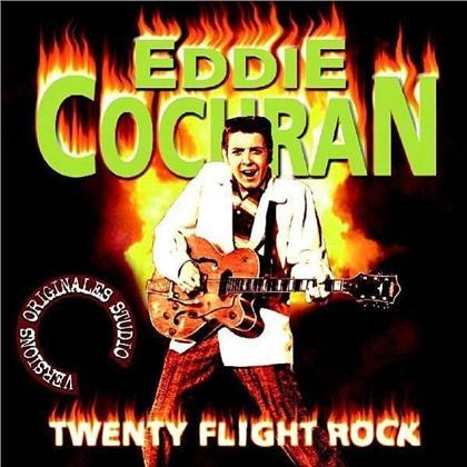 Eddie Cochran - Twenty Flight Rock - Intense