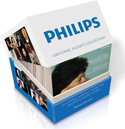 --- & --- - Philips Original Jackets Collection (55 CDs)