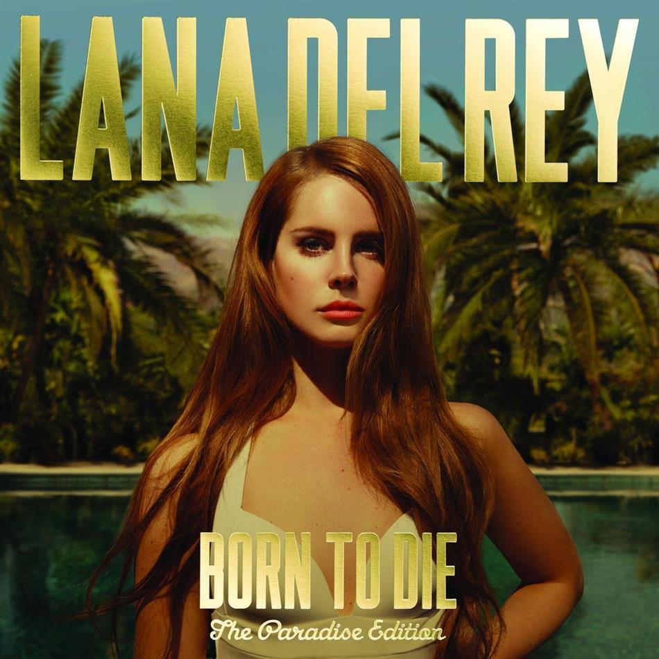 Lana Del Rey - Born To Die - Paradise (2 CDs + DVD + LP)